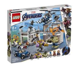 Klocki LEGO® LEGO Marvel Super Heroes Bitwa w kwaterze Avengersów