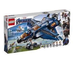 Klocki LEGO® LEGO Marvel Super Heroes Wspaniały Quinjet Avengersów