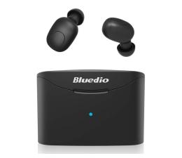 Słuchawki bezprzewodowe Bluedio T-elf Czarne