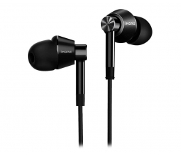 Słuchawki przewodowe 1more E1017 Dual Drive Czarne