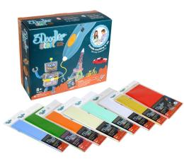 Zabawka plastyczna / kreatywna TM Toys 3Doodler Zestaw podstawowy + 15 wkładów
