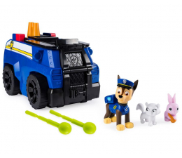 Pojazd / tor i garaż Spin Master Psi Patrol Transformujący radiowóz Chase