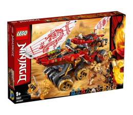 Klocki LEGO® LEGO Ninjago Perła Lądu
