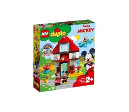 Klocki LEGO® LEGO DUPLO Domek wakacyjny Mikiego