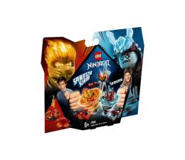Klocki LEGO® LEGO Ninjago Potęga Spinjitzu — Kai kontra samuraj