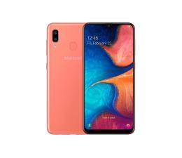 Smartfon / Telefon Samsung Galaxy A20e coral