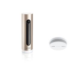 Kamera IP Netatmo Welcome + Smart Smoke