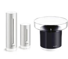 Stacja pogodowa Netatmo Weather Station + Rain Gauge