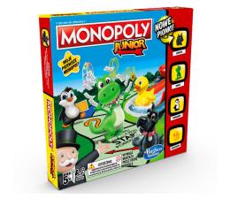 Gra dla małych dzieci Hasbro Monopoly Junior