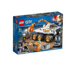 Klocki LEGO® LEGO City Jazda próbna łazikiem