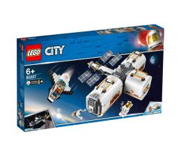 Klocki LEGO® LEGO City Stacja kosmiczna na Księżycu