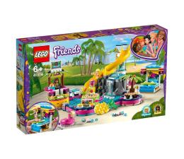 Klocki LEGO® LEGO Friends Impreza Andrei na basenie