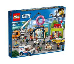 Klocki LEGO® LEGO City Otwarcie sklepu z pączkami