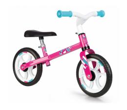 Rowerek Smoby Mój pierwszy rowerek biegowy Różowy