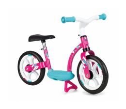 Rowerek Smoby Rowerek biegowy Comfort Girl różowy