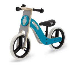 Rowerek Kinderkraft Drewniany rowerek biegowy UNIQ Turquoise