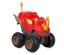 Pojazd / tor i garaż Fisher-Price Blaze Pojazd Naciśnij i Jedź Rhino Blaze