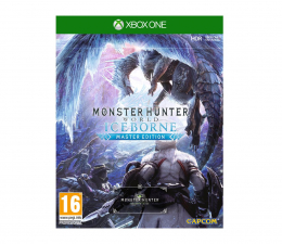 Gra na Xbox One Capcom Monster Hunter World: Iceborne