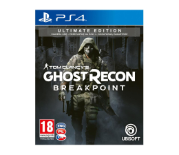 Gra na PlayStation 4 Ubisoft Ghost Recon Breakpoint Ultimate Edition