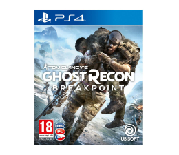 Gra na PlayStation 4 Ubisoft Ghost Recon Breakpoint