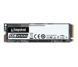 Dysk SSD  Kingston 500GB M.2 PCIe NVMe KC2000