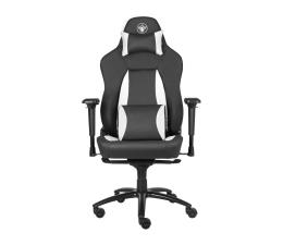 Fotel gamingowy Silver Monkey SMG-700 (Czarno-Biały)