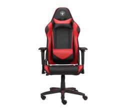 Fotel gamingowy Silver Monkey SMG-500 (Czarno-Czerwony)