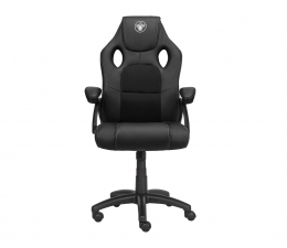 Fotel gamingowy Silver Monkey SMG-200 (Czarny)