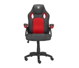 Fotel gamingowy Silver Monkey SMG-200 (Czarno-Czerwony)