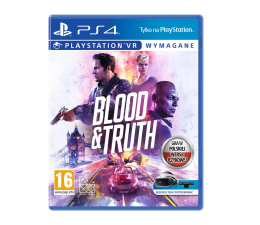 Gra na PlayStation 4 Sony Blood and Truth