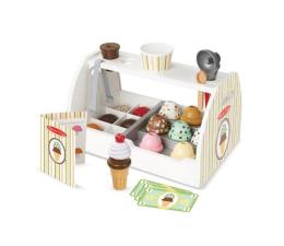 Zabawka drewniana Melissa & Doug Drewniany zestaw do lodów - Lodziarnia