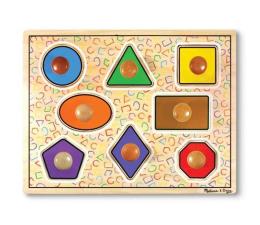 Zabawka drewniana Melissa & Doug Puzzle Kształty geometryczne