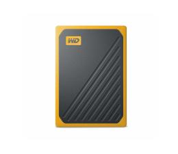 Dysk zewnętrzny SSD WD My Passport Go SSD 1TB USB 3.0 Czarno-Żółty