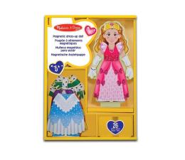 Zabawka drewniana Melissa & Doug Magnetyczna ubieranka Księżniczka