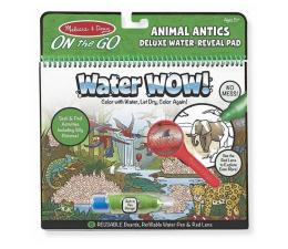 Zabawka plastyczna / kreatywna Melissa & Doug Kolorowanka wodna Water Wow deluxe