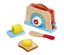 AGD dla dzieci Melissa & Doug Drewniany toster chleb i masło