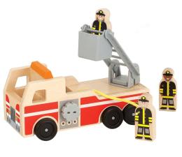 Zabawka drewniana Melissa & Doug Fire Engine Straż pożarna