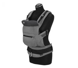 Nosidełko CBX My.Go Comfy Grey 0-20 kg