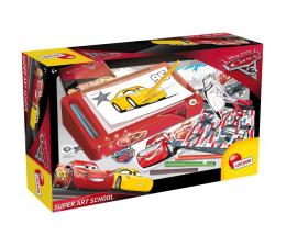 Zabawka plastyczna / kreatywna Lisciani Giochi Auta 3 Super Art School Zestaw Art&Craft