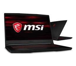 "Notebook / Laptop 15,6"" MSI GF63 i5-9300H/8GB/256 GTX1050Ti"