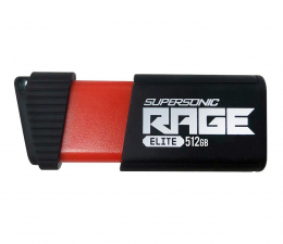 Pendrive (pamięć USB) Patriot 512GB Rage Elite 400/300MB/s (odczyt/zapis)