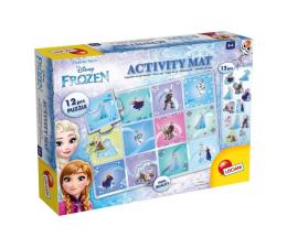 Puzzle dla dzieci Lisciani Giochi Frozen Activity mata puzzle