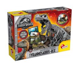 Zabawka edukacyjna Lisciani Giochi Jurassic World Szkielet i karty