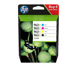 Tusz do drukarki HP 963XL 4-pack CMYK
