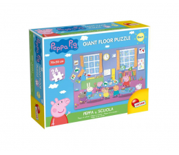 Puzzle dla dzieci Lisciani Giochi Świnka Peppa Puzzle Gigant