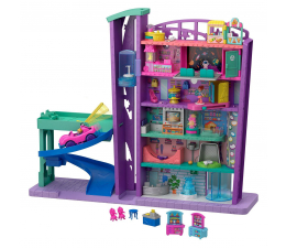 Lalka i akcesoria Mattel Polly Pocket Centrum Handlowe Pollyville