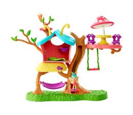 Lalka i akcesoria Mattel Enchantimals Motylkowy Domek Kwitnący Ogród