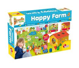 Zabawka edukacyjna Lisciani Giochi Carotina Baby Szczęśliwa farma