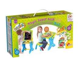 Zabawka edukacyjna Lisciani Giochi Carotina Biurko aktywnego przedszkolaka tablica