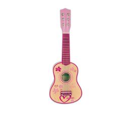 Zabawka muzyczna Bontempi GIRL Gitara drewniana 55 cm
